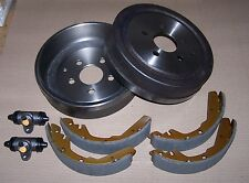 Brake drums, Shoes & Wheel cylinders rear for VW Type 2 1973 to 1979