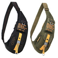 New Travel Sport Sling Chest shoulder bag cross body backpack men cycling 1139