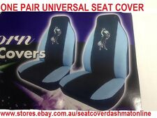1 PAIR UNIVERSAL SEAT COVER FIT BUCKET SEAT,HONDA CIVIC,CITY,ACCORD,CRV,ODYSSEY