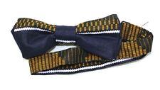 Kente Bow Tie #4 :Men african kente fabric style Free shipping