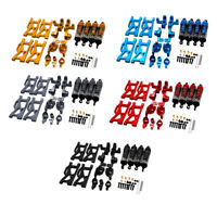 15pcs/set Upgrade Spare Parts Accessories Fits for Wltoys 1:14 144001 RC Car