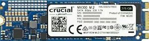 Crucial Mx300 M.2 2280 275 Go SSD SATA III Solid State Drive CT275MX300SSD4