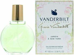 Gloria Vanderbilt Jardin a New York 100 ml Eau de Parfum Fraiche Damen
