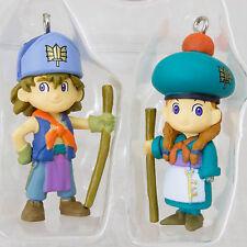 Dragon Quest Monsters Cobi & Tara Figure Ballchain Square Enix JAPAN WARRIOR