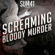 SUM 41 - SCREAMING BLOODY MURDER NEW CD