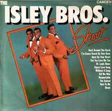 THE ISLEY BROTHERS - Shout (LP) (EX/VG-)