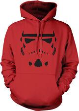 Stormtrooper Face - Star Wars Strom Trooper Funny  Hoodie Pullover
