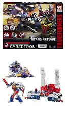Transformers 5 Titans Return SIEGE ON CYBERTRON Figures Robots Toy Gift Hot New