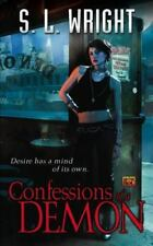 Confessions Of A Demon by S. L. Wright PB new