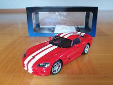1:18 Dodge Viper SRT10 Coupe Autoart Rot Modellauto