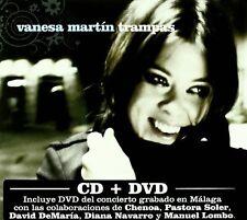 Vanesa Mart n, Vanesa Martín, Vanesa Martin - Trampas [New CD] Bonus DVD