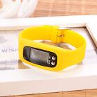 Waterproof Run Step Watch Wristband Pedometer Calorie Counter Walking Distance
