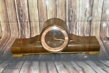 Antik Westminster-GOLDANKER Tischuhr Westminster Uhrwerk ohne Funktion #O6