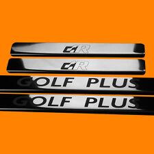 410656 BRILLANT 4 LES SEUILS DE PORTE POUR VW GOLF PLUS MK5 MK 5 (GOLF PLUS R)