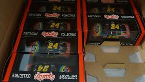1/43 Quartzo JEFF GORDON #24 DUPONT Chevrolet Monte Carlo CASE FRESH! NEW Car