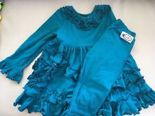 Loves Me Not Size 18 Months Dress And Legging Set
