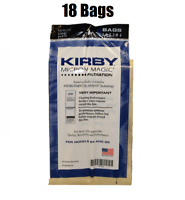 (18) Kirby 197394 197301 Vacuum Bags for Generation Series GENUINE