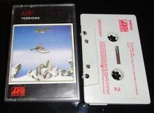 YES Yesshows 1980 UK CASSETTE album Atlantic K 460 142