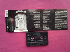 K 7 Cassette / Motörhead – From The Vaults / UK 1990 / NEX MC 136