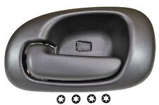 fits Dodge Intrepid Interior Inner Inside Door Handle Driver Side Rear Black