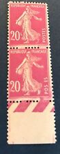 France N° 190 20 C Lilas Neuf **sans Le C Tenant Amorce De C TB Choix