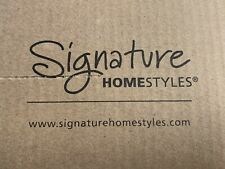 Signature Homestyles Sparkle Gla 00004000 ss Cylinder w/timer