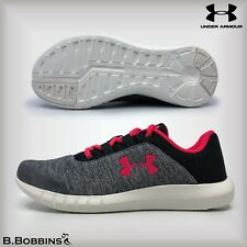 Under Armour UA GGS Mojo Textile Running Trainers UK 3 4 5 5.5 Girls Ladies