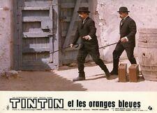 FRANKY FRANÇOIS ANDRE MARIE TINTIN ET LES ORANGES BLEUES 1964 PHOTO ORIGINAL #7