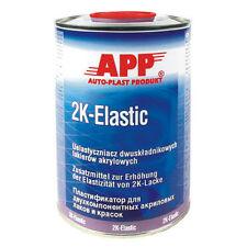 Additif 2k élastifiant, peinture, apprêt, vernis, (PE030500)