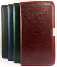 """Address /Telephone book with Tabbed Pages -  4"""" X 7""""  - colors may vary"""