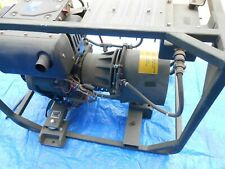 Dewey Diesel Generator L100v6 Yanmar 68 Kw Dc 24 Alternator Battery Charger