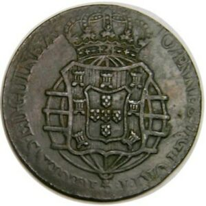 elf Angola Portuguese 1 Macuta 1814  Napoleonic Wars
