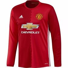 MANCHESTER UNITED FC HOME JERSEY 2016-17