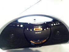 Sony ZS-Y21 Boombox CD COMPACT DISC Radio Fm Mw Lw Portatile sistema audio stereo