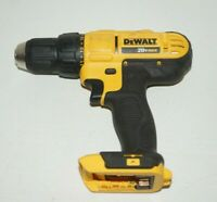 """Dewalt DCD771 1/2"""" 20v Cordless Drill/Driver (Tool Only) USED"""