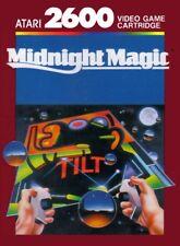 Midnight Magic - Atari 2600 (Cartridge)