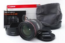 Canon Ef 24-70mm F/4.0L Is USM Af Lente De W/ Caja Excelente + De Japón #550494