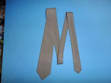 a0503  WW2 US  Officers necktie Tan replica W5C