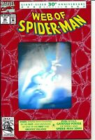 WEB OF SPIDER-MAN 90 NM- SEALED 1st SPIDER-MAN 2099 MARVEL   C2