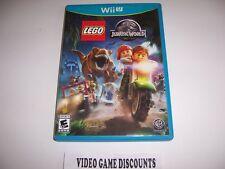 Original Box Case for Nintendo Wiiu Wii U Lego Jurassic World