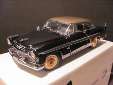 Danbury Mint 1956 DeSoto Adventurer Hardtop - Black/Gold, Mint/Boxed Condition!