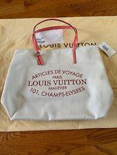 LOUIS VUITTON Articles De Voyage Cabas GM Shoulder Bag Corail M94587 $1970