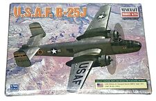 Minicraft B25h/j USAF Post War 1/144 Scale With 2 Marking Options. Best