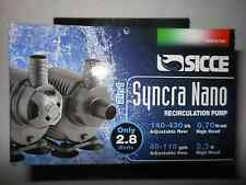 Sicce Syncra Nano 2 in 1 Circulation Recirculation Pump SIC 549