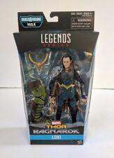 Marvel Legends Loki Action Figure (Movie 2017) Thor Ragnarok Gladiator Hulk Baf