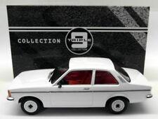 Véhicules miniatures blancs pour Opel 1:18