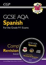 GCSE Spanish AQA Complete Revision & Practice (with CD & Online Edition) - Grade
