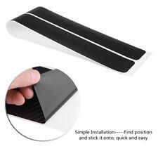 4pcs PVC voiture universel porte Sill éraflures Protecteur Plaque Sticker Cover Tool Set