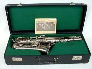 MAX KEiLWERTH MARS Pure Tone ALT SAXOPHON  SAX ViNTAGE 1931 SAXOFON Keilwerth RA