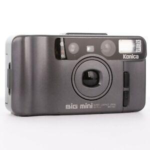Konica Big Mini BM-510Z Super Compact Zoom Camera 35-70mm Lens